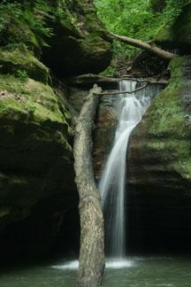 Kaskaskia Canyon