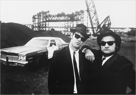 Jake and Ellwood Blues
