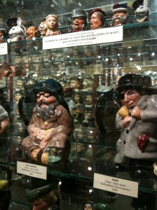 Toby Jug Museum Aisles