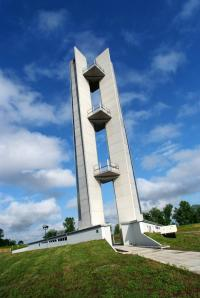 The Lewis & Clark Confluence Tower