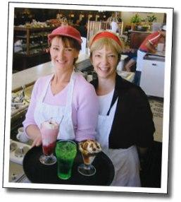 Devon and Ann Flesor, Tuscola's sweetest sisters